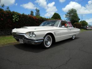 65 FORD THUNDERBIRD original/classic